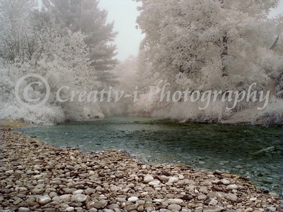 Creek, Infrared 14