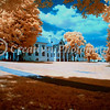 Traverse City State Hospital # 31- Infrared
