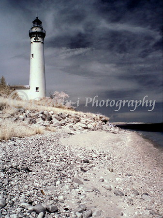 Lighthouse- South Manitou Island #07