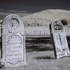 The Graves of Albert & Elizebeth Grandy-