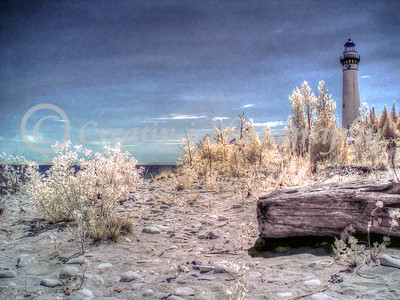 South Manitou Island Lighthouse #10