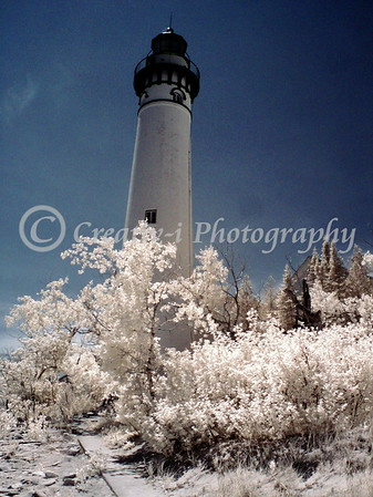 Lighthouse- S  Manitou Island 05