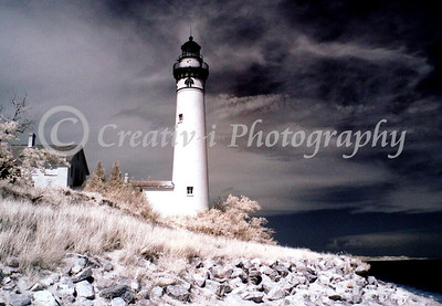 Lighthouse- South Manitou Island #06