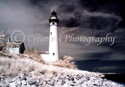 Lighthouse- South Manitou Island #06