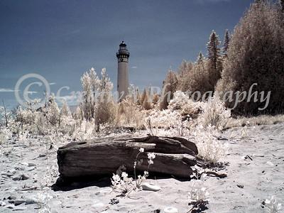 Lighthouse- South Manitou Island #03