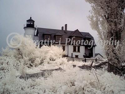 Point Betsie Lighthouse #01