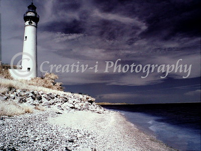 Lighthouse- South Manitou Island #08