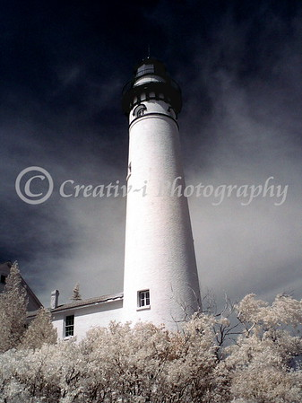 Lighthouse- South Manitou Island #09