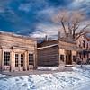 Assay Office, City Drug, Meade Hotel (winter)