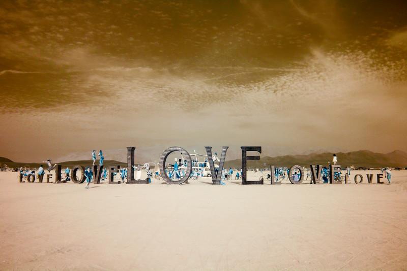 I Found Love @ Burning Man