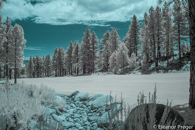 4th Hole Montruex Infrared
