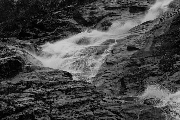Endicott Arm Falls