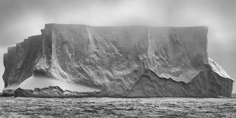 Drake Passage Tabular Iceberg