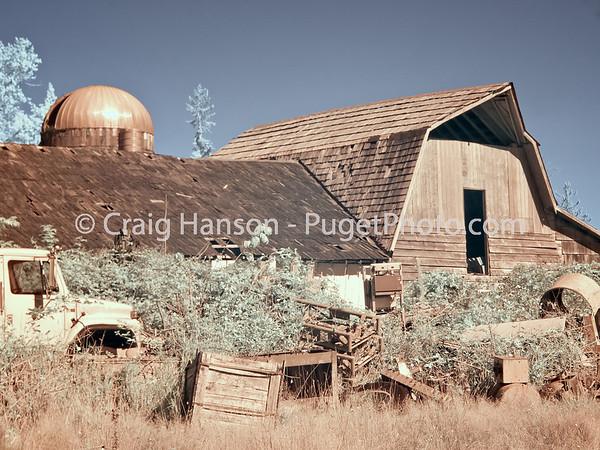 Rural Grays Harbor Infrared