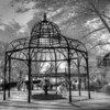 Entry Portal to the Philadelphia Zoo (Infrared)