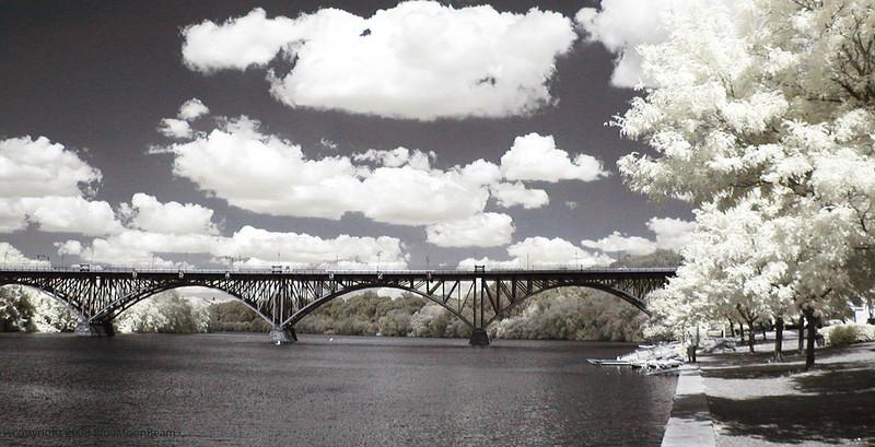 Strawberry Mansion Bridge, Philadelphia