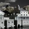 Water Works, Philadelphia (infrared)