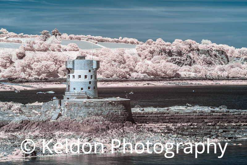 Archirondel in Infrared