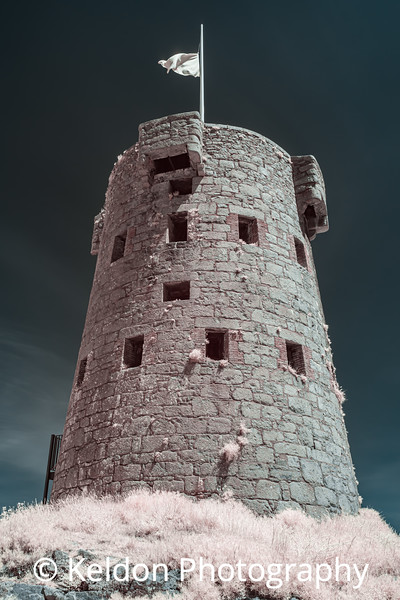 Le Hocq in Infrared