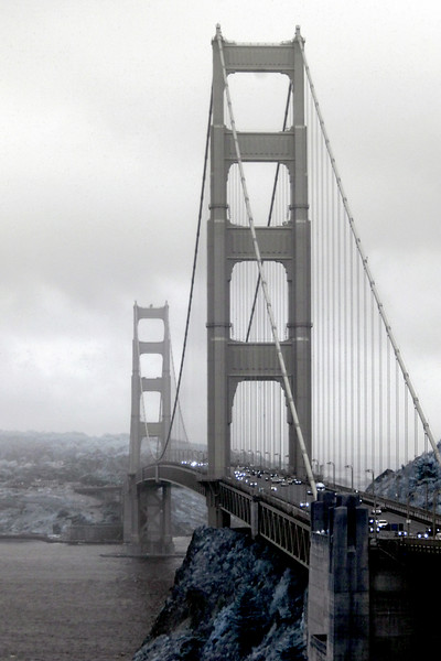 "<h4 style=""color:#CC9999;font-size:150%"" >Golden Gate In The Fog<font style=""color:red"" > 