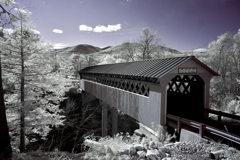 "<h4 style=""color:#CC9999;font-size:150%"" >Covered Bridge<font style=""color:red"" > 