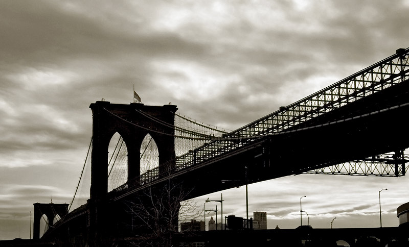 "<h4 style=""color:#CC9999;font-size:150%"" >Brooklyn Bridge I<font style=""color:red"" > 