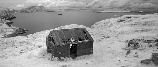 Infrared Scotland Panoramas