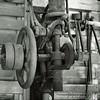 Sotterley Plantation - Corn Crib Exhibits<br /> - Infrared Photo -