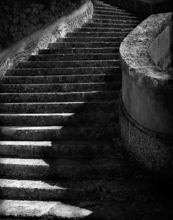 Stairway to . . .