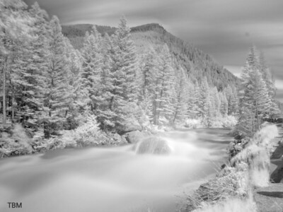 Gallatin River  Montana