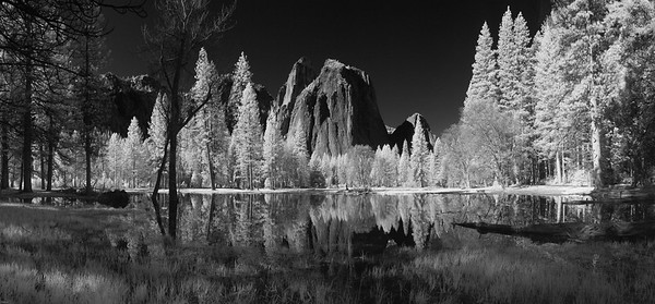 Cathedral Rocks, Yosemite