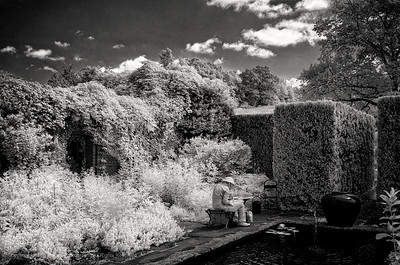 Hollister House Garden in Washington, CT