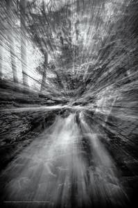 Saugatuck Falls Infrared 2