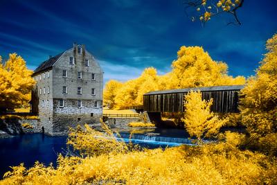 Old Missouri Mill