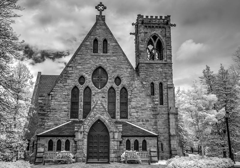 University of Virginia Chapel