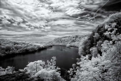 Lovers Leap State Park Infrared