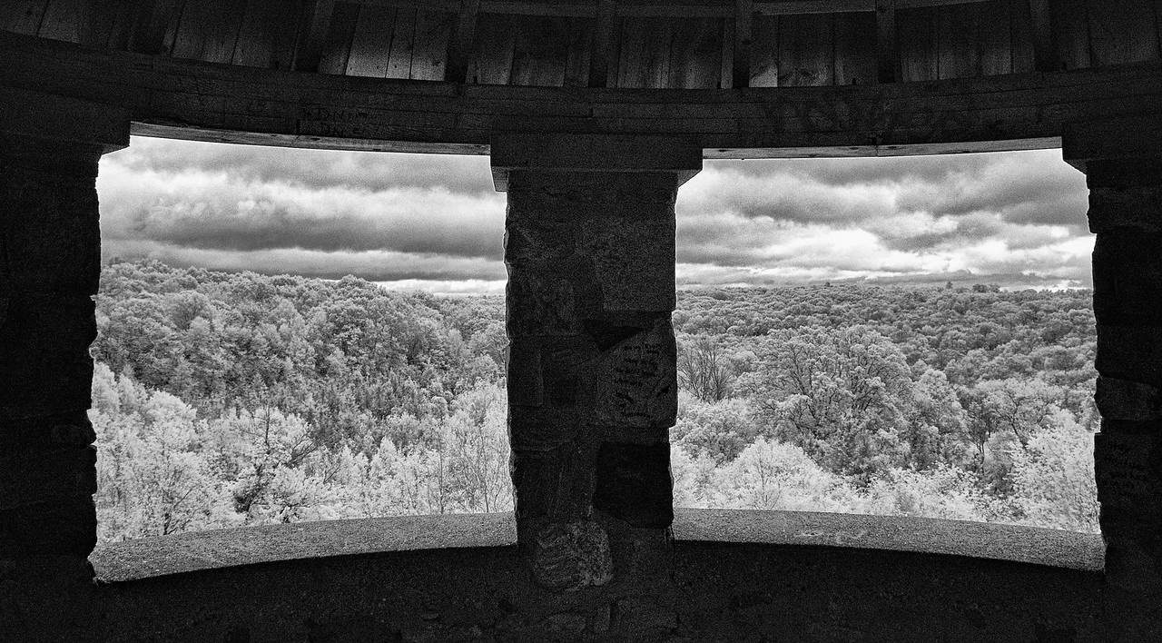 Infrared Shooting - Various Places