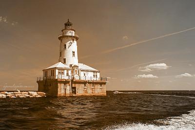 Chicago Harbor Lighthouse 2021
