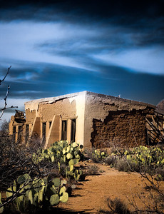 Ruins, Cochise County, Arizona, 2004