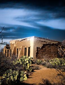 Ruins, Cochise County, Arizona, 2004