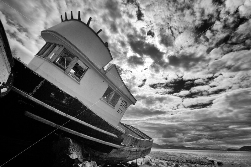 The Abandoned Boat