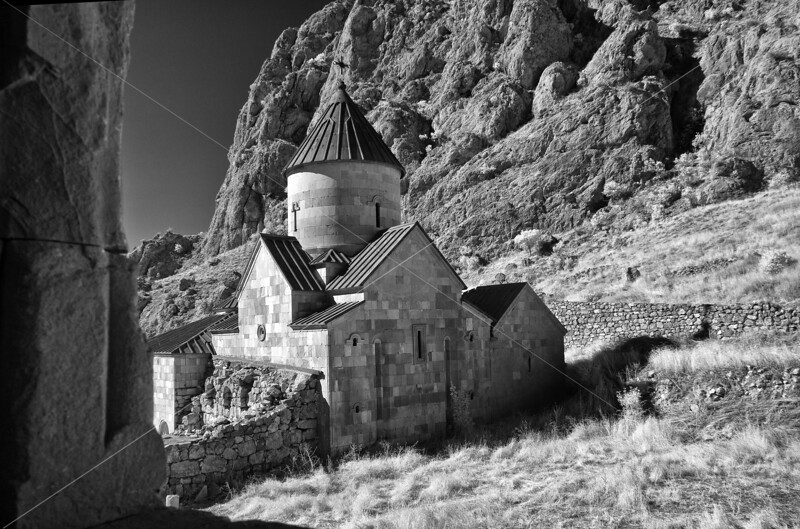 The St. Karapet church of Noravank