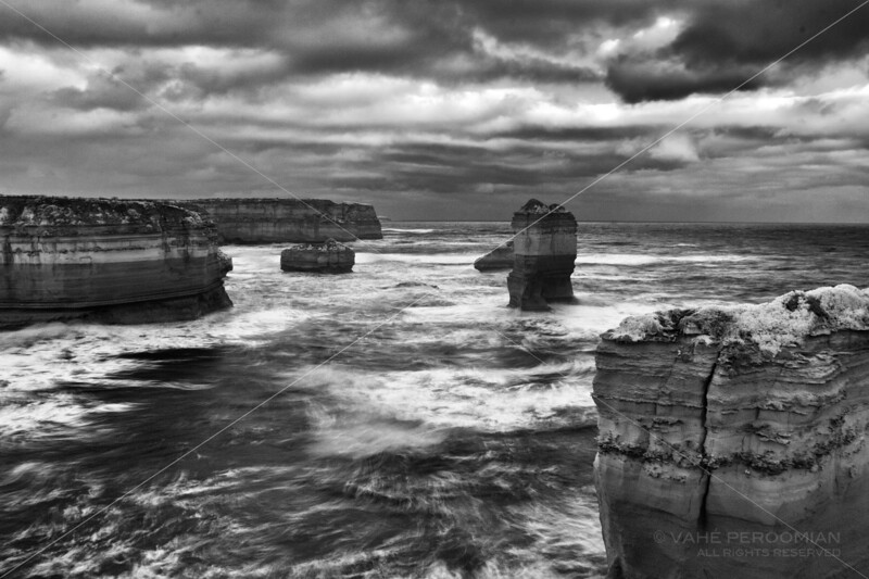 Last Light at the Twelve Apostles