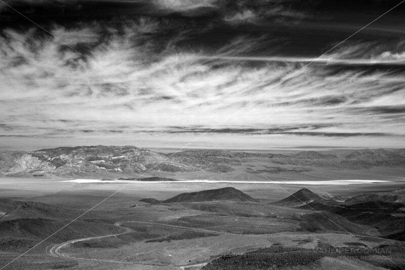 A First View of Panamint Valley