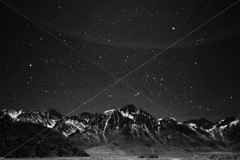 Orion Rising, Mt. Whitney