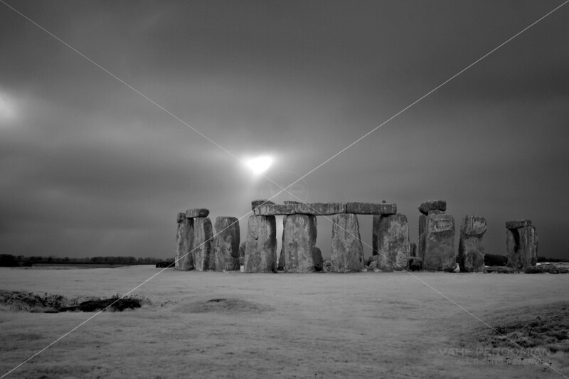 Cloudburst at Stonehenge