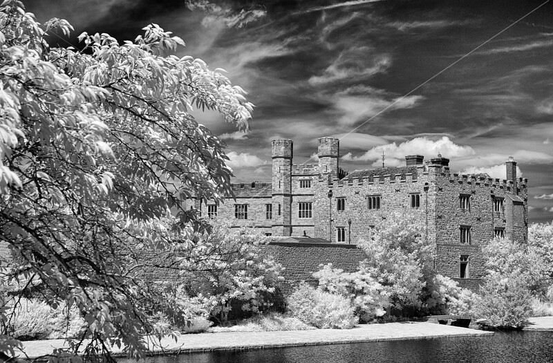 Leeds Castle and its Moat