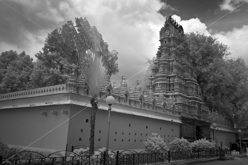 Temple at Mysore Palace