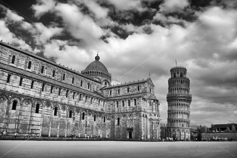 Piazza dei Miracoli and the Tower