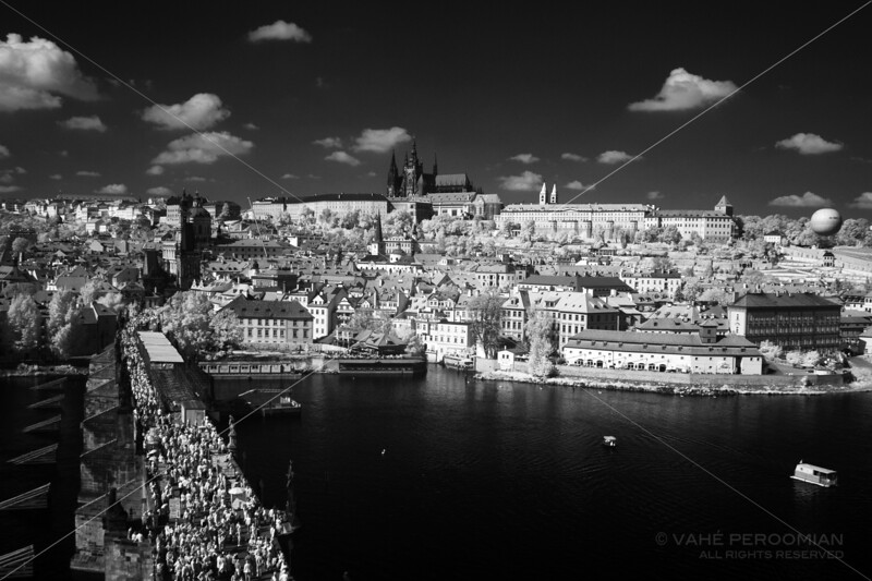 Hradcany and the Charles Bridge